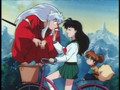 Inuyasha and Kagome Funnies