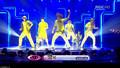 Super Junior - Happiness [MBC Music Core 2007.07.21]