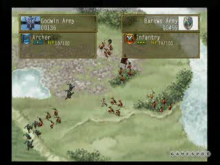 Suikoden V - 5 Minute Gameplay Video