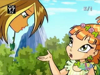 Winx Club 312 Tears From the Black Willow