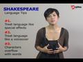 Shakespeare - Language Tips
