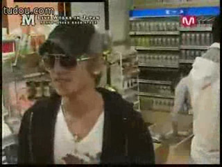 M LIVE WORKS IN JAPAN - BACKSTAGE.AVI