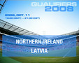 NorthernIreland 1-0 Latvia