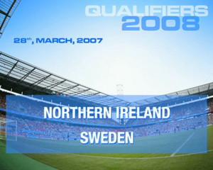 Northern Ireland 2-1 Sweden