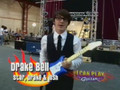Drake Bell Rocks Out With Mattel's I Can Play Guitar
