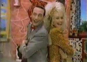 "Dolly Parton ""Pee Wee's Playhouse"""