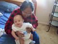 Nanay And The Baby