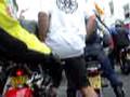 JoG2LE Monkey Bikes Leaving Penzance