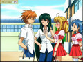Mermaid Melody Pure 14
