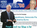Mike Gravel Lobbies for the Obama Girl Vote