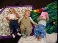 Blanket Babies!