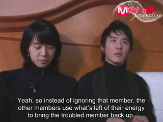 Dong Bang Shin Ki - Making of M.Net Star Watch 24 - Episode 1 {ENGSUBBED} [DBSK Exclusive + DBSJ Production]