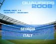 Georgia v Italy