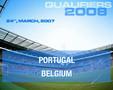 Portugal v Belgium