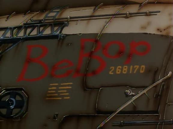 "Cowboy Bebop AMV ""It's Dangerous Business Walking Out Your Front Door"""