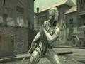 MGS4 Vamp vs Raiden
