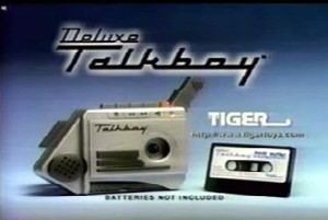 Talkboy Commercial