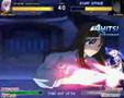 Melty Blood - Mech Hisui vs big Akiha Tohno