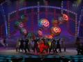 Morning Musume - Mr Moonlight and The Peace Medley Perf 52nd Kouhaku 2001-12-31