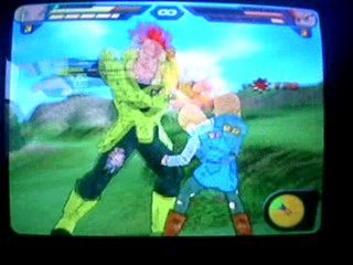 Android 18 V.S.Android 16