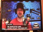 Dr. Charlotte Laws July 7 2015 interview Cleveland, Ohio radio show