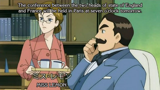Great Detectives Poirot and Marple (Ep. 09)