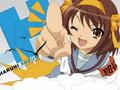 Suzumiya Haruhi - Haruhi version