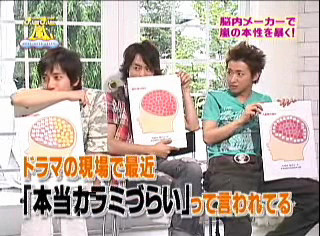 [2007.08.03] MagoMago Arashi Aiba and Jun