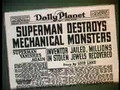 Superman-The Mechanical Monsters