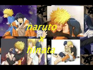 Naruto and Hinata From yesterday