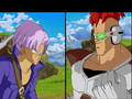 Dragon Ball Z Burst Limit Trunks Vs. Recoome