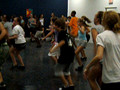 Tap with Emily