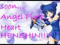 Angel Blue Star Henshin
