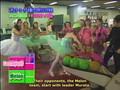 Melon Kinenbi vs Coconuts Musume Bowling Match ~ part 1