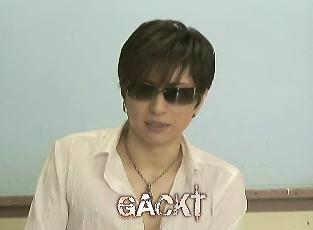 [Gackt] 2007 Korea Concert advertising movie