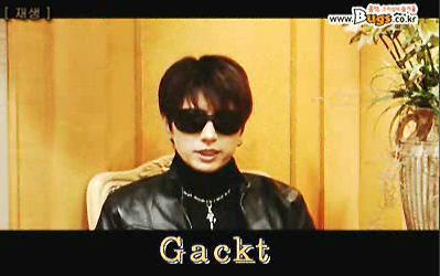 [Gackt] 2007.02.10 - BUGS Interview