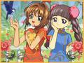 The Cardcaptor Sakura Fashion Show Part 2: Sakura and Tomoyo