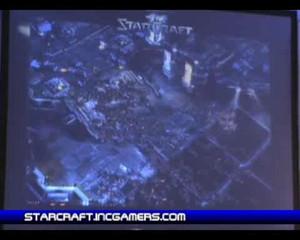 Starcraft 2 Art/Graphics Panel Blizzcon 2007
