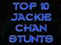 Top 10 Jackie Chan Stunts