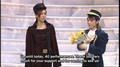 Ribon no Kishi - The Musical - curtain call + Ogawa graduation (subtitled)