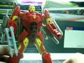 Marvel Transformers Crossovers Iron Man