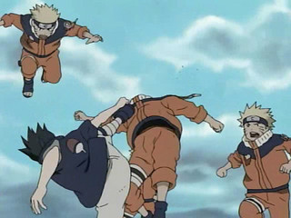 Naruto vs. sasuke - the diary of jane