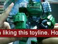 Marvel Transformers Crossovers Hulk