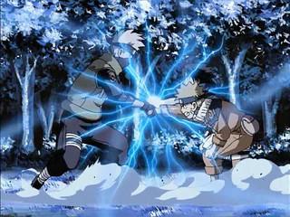 naruto et sasuke vs kakashi