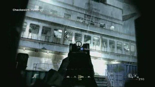 Call Of Duty 4 : Stormy Night