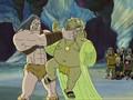 korgoth of barbaria: pilot episode