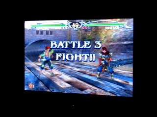 Game Session - Soul Calibur 3