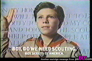 Boy, do we need Scouting