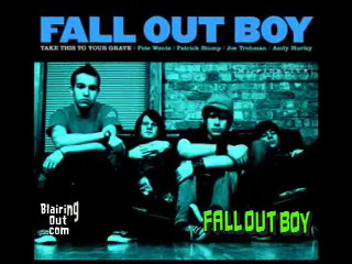 Fall Out Boy Interview with ERIC BLAIRINGOUT.COM