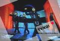 DBSK/TVXQ- 3rd Storybook - 13 Music Video Jacket Sketch 1 (Hug)